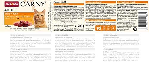 Animonda Carny Adult Mix1 12 x 200 g – Katzenfutter - 6