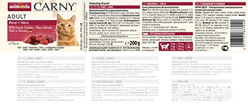 Animonda Carny Adult Mix1 12 x 200 g – Katzenfutter - 7