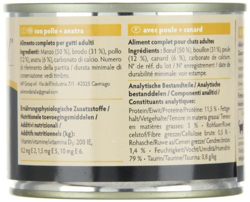 Animonda Carny 83349 Adult Mix2 12 x 200 g – Katzenfutter - 4