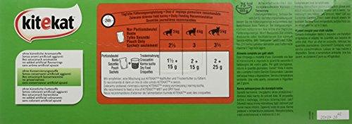 Kitekat Katzenfutter Bunte Vierfalt, 48 Beutel (1 x 48 x 100 g) - 2