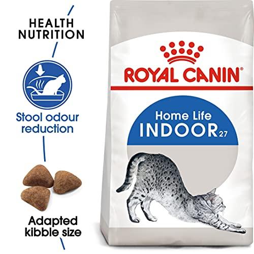 Royal Canin 55168 Indoor 10 kg- Katzenfutter - 2