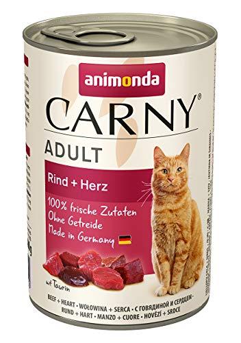 Animonda Carny Adult Mix1 – Katzenfutter, 12 x 400 g - 3