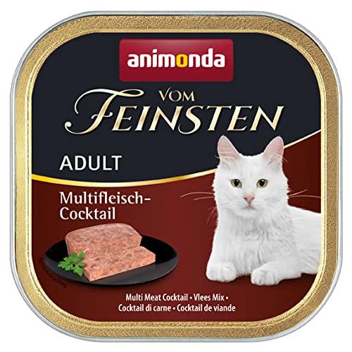 Animonda vom Feinsten 83254 Mix1 Geflügel-Kreationen 32 x 100 g – Katzenfutter - 3