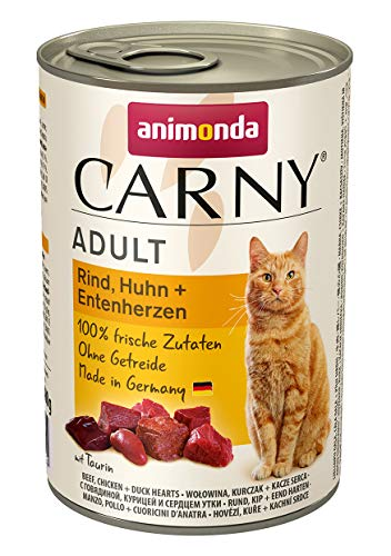 Animonda Carny Adult Mix2 – Katzenfutter, 12 x 400g - 2