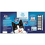 Felix So gut wie es aussieht Fleischauswahl mit Huhn, Rind, Ente, Lamm, 44er Pack (44 x 100 g) Beutel - 2