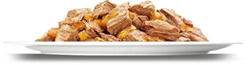 Felix So gut wie es aussieht Katzenfutter Fleisch Mix4er Pack, (4 x 24 x 100 g) Beutel - 3