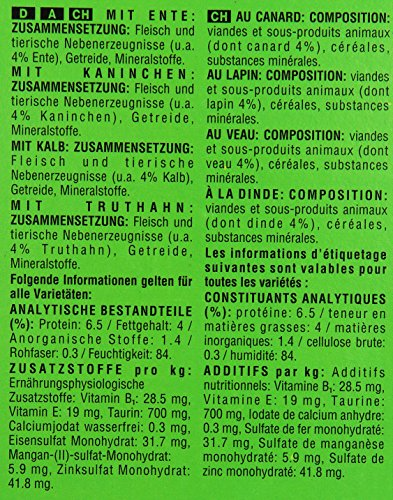 Kitekat Katzenfutter Jagdschmaus in Soße, 48 Beutel (2 x 24 x 100 g) - 5