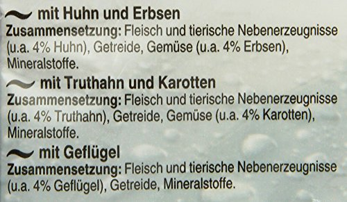 Sheba Fresh & Fine Katzenfutter Geflügel Variation mit Gemüse, 72 Beutel (6 x 12 x 50 g) - 7