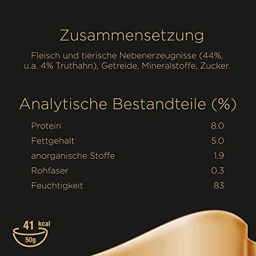 Sheba Fresh & Fine Katzenfutter Feine Vielfalt, 72 Beutel (72 x 50 g) - 5