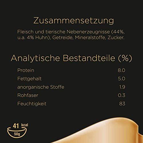 Sheba Fresh & Fine Katzenfutter Herzhafte Komposition, 72 Beutel (72 x 50 g) - 6