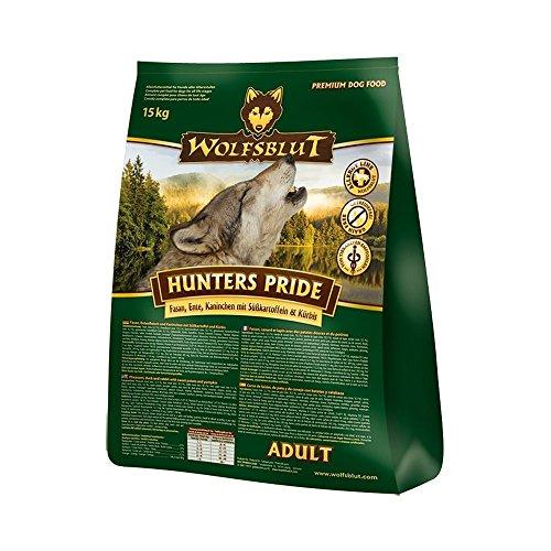Wolfsblut Hunters Pride 15 kg  Adult Hundefutter trocken getreidefrei