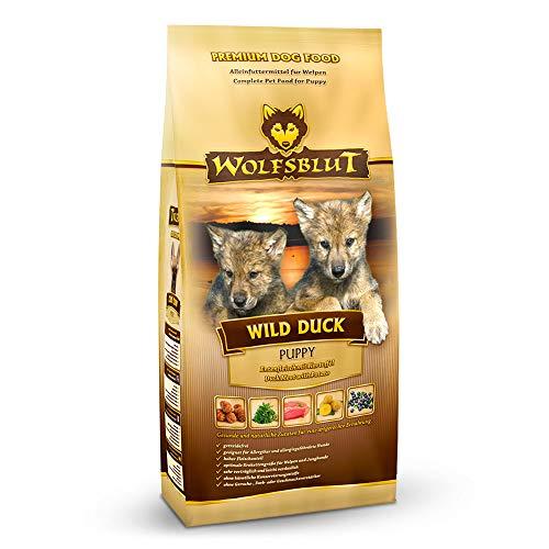 Wolfsblut Wolfsblut Hunde Trockenfutter Wild Duck Puppy Ente & Kartoffel 15 kg