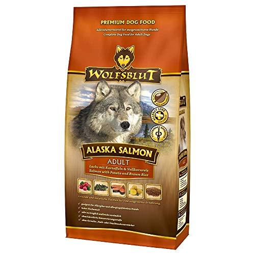 Wolfsblut Wolfsblut Hunde Trockenfutter Alaska Salmon Lachs & Reis 15 kg