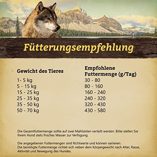 Wolfsblut Wolfsblut Hunde Trockenfutter Alaska Salmon Lachs & Reis 15 kg - 3