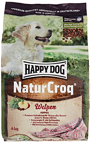 Happy Dog Hundefutter 2558 NaturCroq Welpen 15 kg