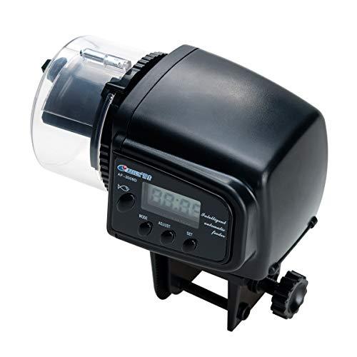 Lychee Fish Feeder Futterautomat AF-2009D – digital mit LCD-Anzeige - 2