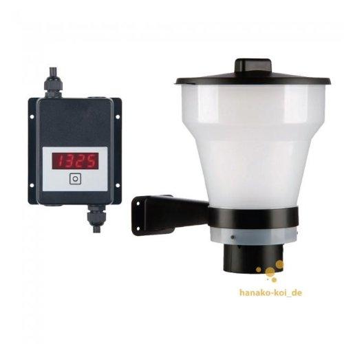 Xclear Professioneller Futterautomat - Fishfeeder ca. 3,5 kg / 7 Liter