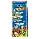 JBL 40148 Rundumernährung für alle Teichfische, PondSticks 4 in 1, 1er Pack (1 x 31.5 l)