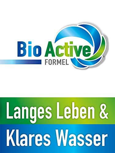 TetraMin (Hauptfutter für alle Zierfische in Flockenform, für ein langes und gesundes Fischleben und klares Wasser, plus Präbiotika für verbesserte Körperfunktionen und Futterverwertung), 1 Liter Dose - 4