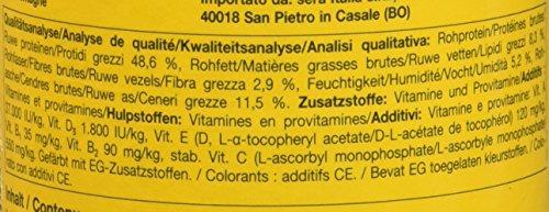 sera 00250 san  250 ml – das Farbfutter aus schwimmenden Flocken - 8